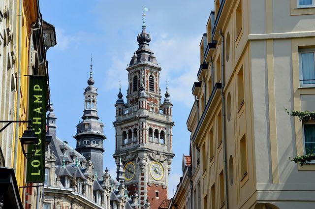 Quelles activités lors d'une sortie à Lille ?
