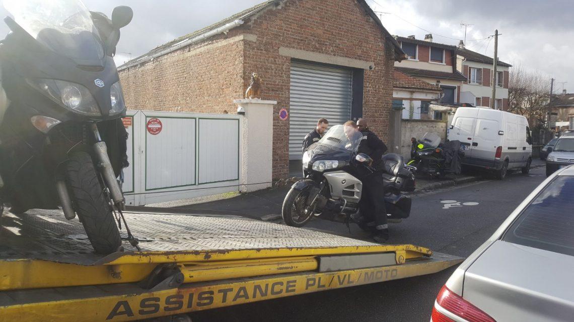Comment faire en cas de panne de votre moto ?