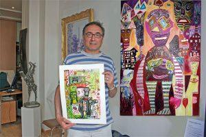 Découvrez le parcours d'un de plus grands galeristes en France