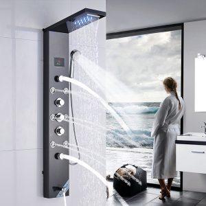 panneau douche