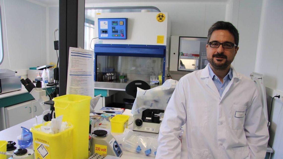 Patrick Legembre, le nouveau directeur de recherche de l'INSERM Limoges