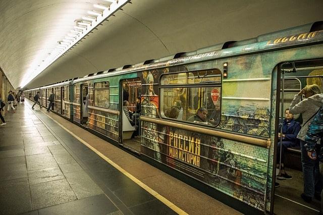 Russie : le trafic du métro de plus en plus fluide?