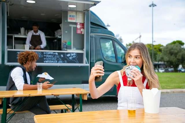 Lancement de votre food truck : quel terminal de paiement choisir ?